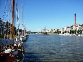 Turku harbour