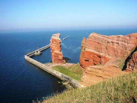 Helgoland – a delightful stopover in the North Sea