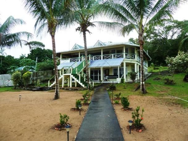 The lovely home of Kit and Gem Nascimento