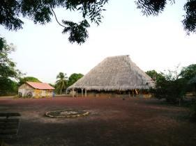 Karanambu Lodge - Linda last visited here fourty years ago. It hasn't changed