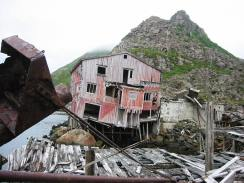 Nyksund – still some renovation required